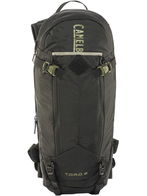 CamelBak T.O.R.O. Protector 8 Trinkrucksack Dry Black/Burnt Olive